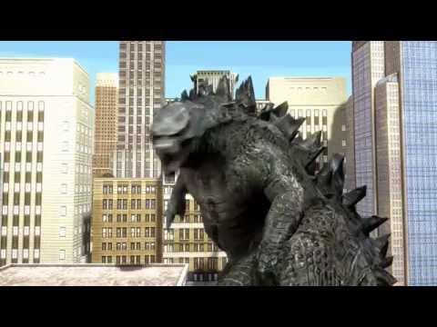 [SFM] Rooster Teeth Godzilla vs The Human Bugs