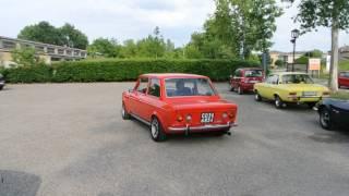 Fiat 128 rally ci fa sentire una bella sgasata !!! Dedicato a Renato Bertini e agli amanti Fiat!!!
