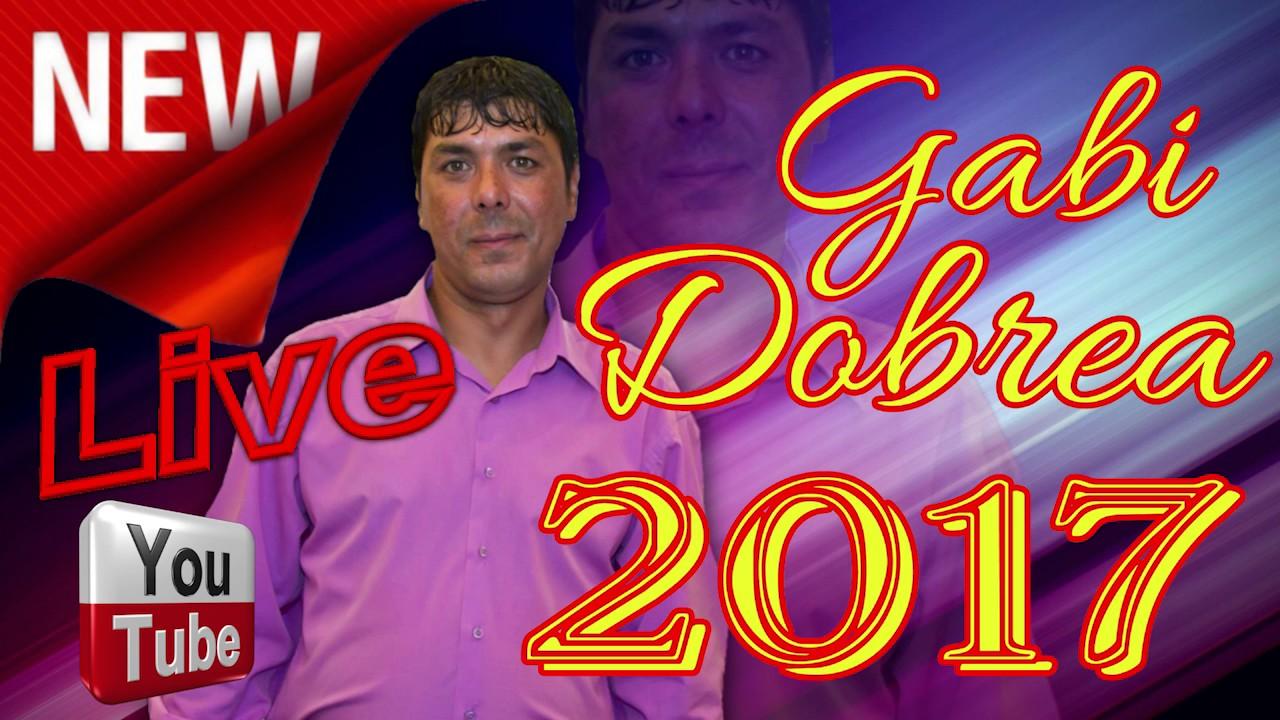 GABI DOBREA [ACORD GORJ] -NOU 2017- COLAJ ASCULTARI, HORE, SARBE SI MUZICA DE PETRECERE SI VOIE BUNA