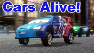 Cars 2: The video Game - Raoul CaRoule - Vista Run