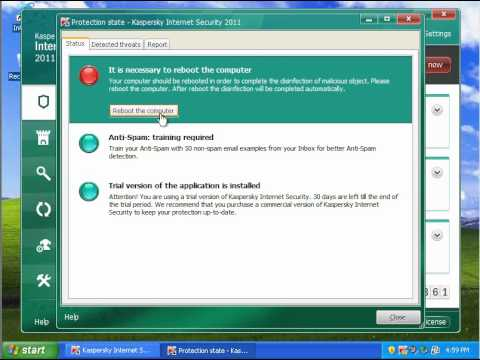Kaspersky Internet Security 2011 Review and Test