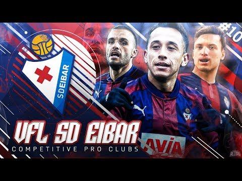 FIFA 18 Pro Clubs VFL | #10 | CHAMPIONS LEAGUE QF!!!!!!! thumbnail