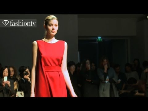 Vionnet Fall/Winter 2012/13 Collection | Paris Fashion Week hosted by Hofit Golan | FashionTV