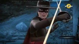 Cronicile lui Zorro Ep7 - R?scump?rarea