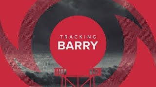 Hurricane Barry New Orleans live coverage from WWL-TV