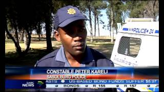 Free State police are investigating a farm outside Sasolburg were two lions are being kept.