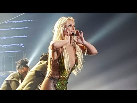 Britney Spears - Piece Of Me Show (06/25/16)