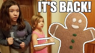 The Gingerbread Man Is Alive 2! Can't Catch Me I'm the Gingerbread Girl
