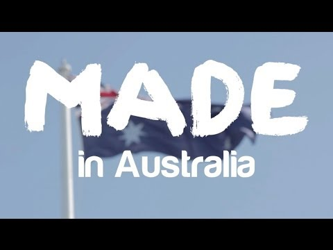 MADE in Australia (Easterfest 2014)