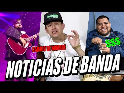Maximo Grado Cambia de Nombre - Le Lanzan billetes en la Cara a Vocalista de Legado 7