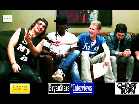 GHOST TOWN Interview Featuring DeeFizzy & Christian Novelli 2013