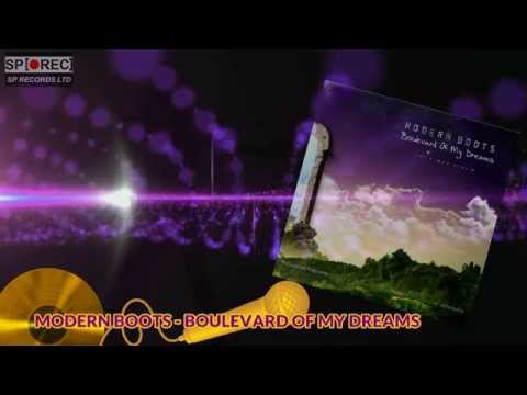 Modern Boots - Boulevard Of My Dreams Promo Vedeo Cd Album 2014 Sp Records video