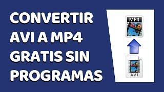 Download Cómo Convertir Vídeos AVI a MP4 Sin Programas 2017 3Gp Mp4