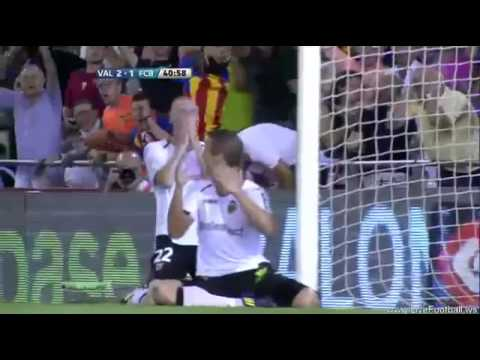 Roberto Soldado - The Epic Miss