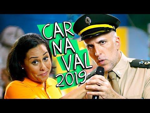 CARNAVAL 2019 Vídeos de zueiras e brincadeiras: zuera, video clips, brincadeiras, pegadinhas, lançamentos, vídeos, sustos