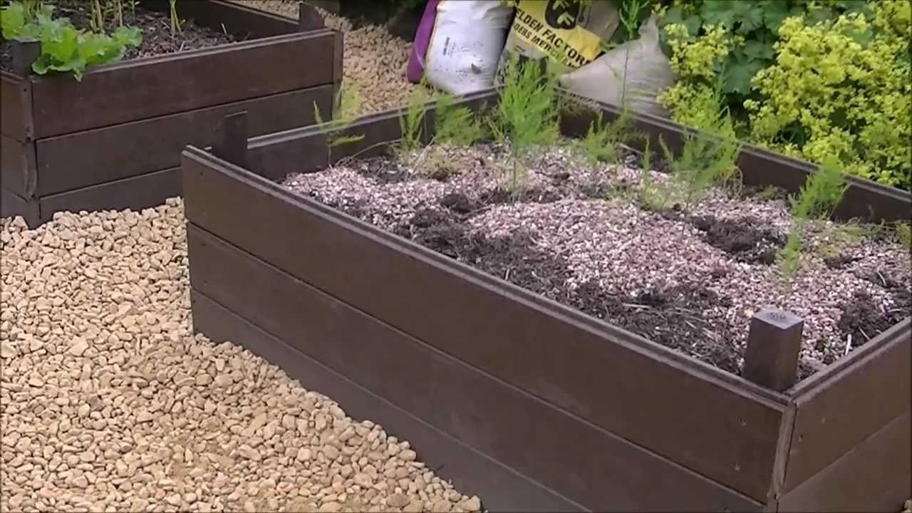 Plastic Raised Garden Beds Uk