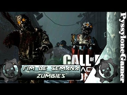 Call of Duty Black Ops II - Fim De Semana Zombies #4