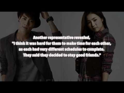 Shin Se Kyung Dating Jonghyun - SHINee's Jonghyun And Shin ...