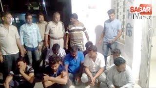 SAGAR(गौरझामर)-पुलिस ने दबिश देकर जुआ के आरोपियों को पकड़ा