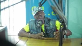 Diamond Platnumz - Uganda Radio Interview