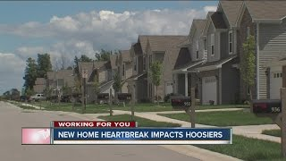 CALL 6: 200 complaints about new home builds