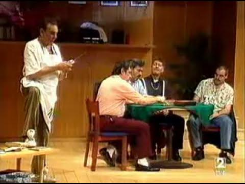 TEATRO TVE-La Extraña Pareja(Paco Morán y Juan Pera)