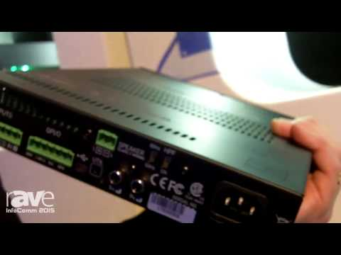 InfoComm 2015: Lab.gruppen Exhibits E Series of Power Amplifiers