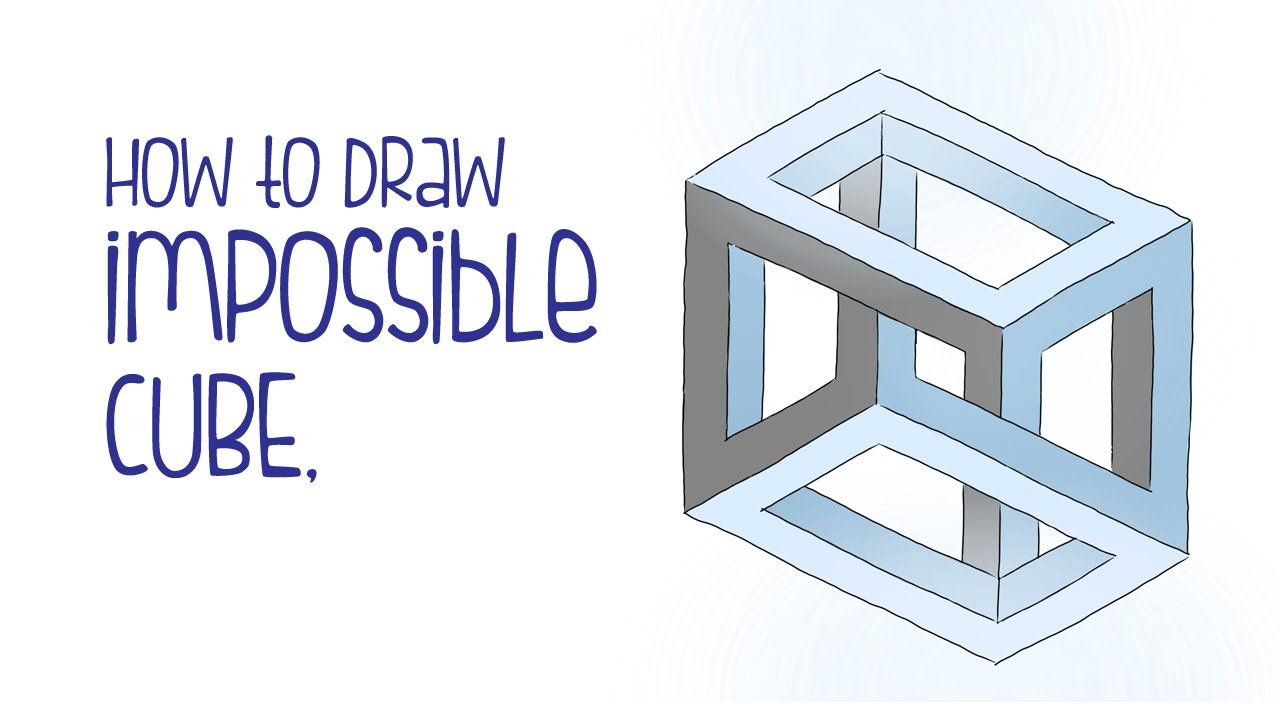 How to draw impossible...
