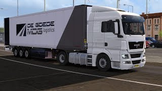[ETS2 v1.27] A little ride with MAN TGX | MDG Logistics