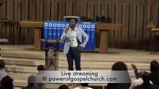 Power of Gospel Church - powerful song by gospel singer Paulos Tegegn