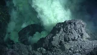 Underwater volcano chain discovered off coast of Tasmania