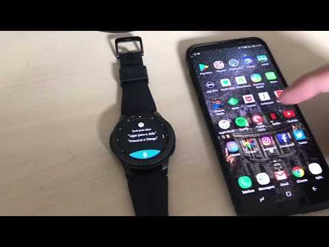 Comentários sobre o smartwatch Samsung Gear S3 Frontier