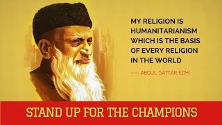 Stand Up For The Champions | Inspirations Of Pakistan