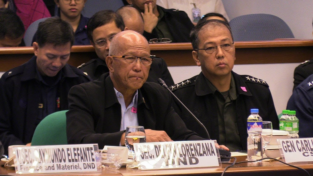 Lorenzana to Trillanes: We 'dug' up but there is no amnesty application