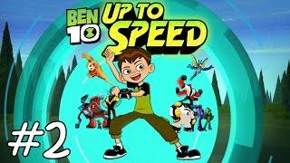 Ben 10 Up to Speed Capítulo 2 Gameplay