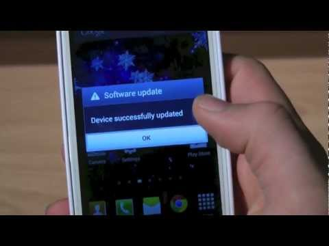 Updating to Jelly Bean Walk Through and First Look (Samsung Galaxy S3 on US Cellular)