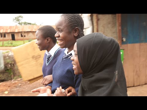JA Worldwide   100 Lives   Kibera Girls Soccer Academy
