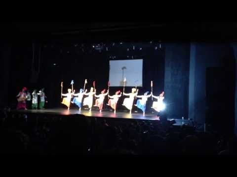 Anakhilay Gabru  T Dot Bhangra Competition 2013 video