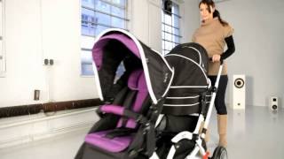 "Obaby ABC Design Zoom Tandem Pushchair at Toys""R""Us"