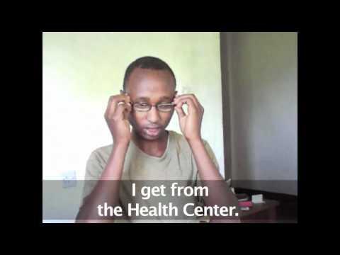 AFRICA -  World Heath Services