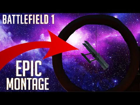 Battlefield 1 Epic Sniper Shot   Battlefield 1 Sniper Montage
