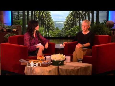 Jenna Dewan Tatum on 'Ellen' 20/09/12 #1