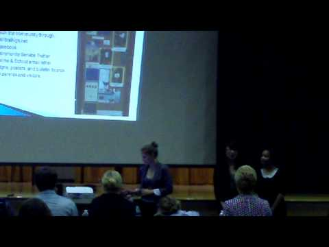 Central High School Students in Action Presentation 2012