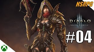 Diablo 3: Reaper Of Souls - Ultimate Evil Edition Part 4 Full Playthrough | XBOX ONE X 1080p