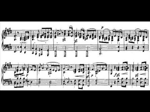 Феликс Мендельсон - Romanza Senza Parole Op 30 No 3