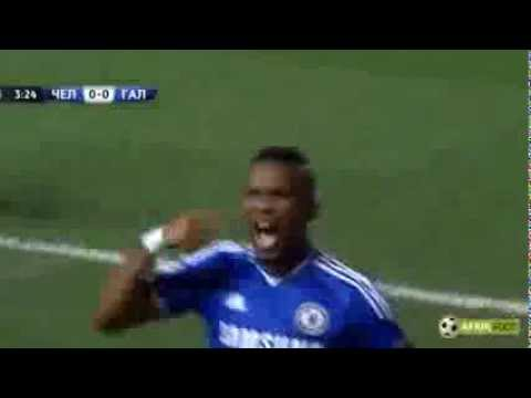 But Samuel Eto'o | Chelsea vs Galatasaray 1-0 - Champions League