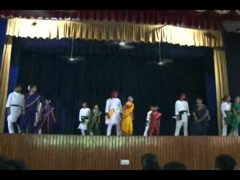 aliena- dhipadi dhipang (marathi folk dance)