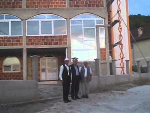 Xhamia ne fshatin Premke  Premtim