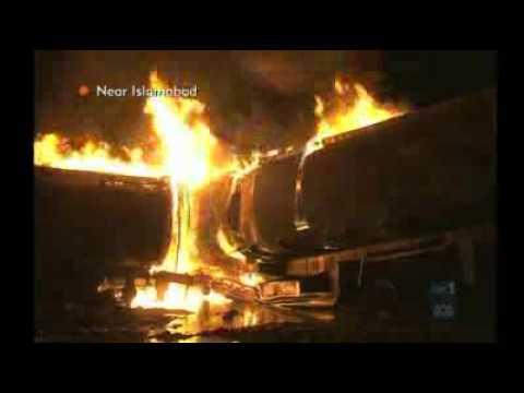 Three dead in Pakistan fuel convoy attack