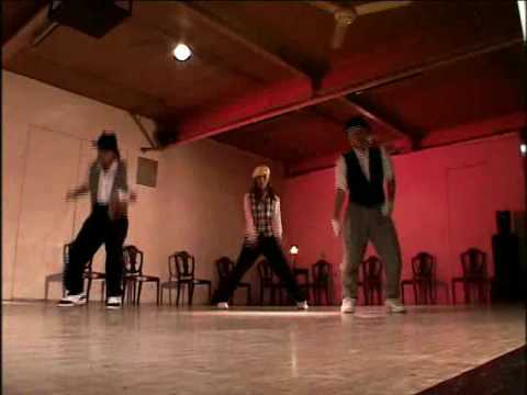 Be Bop Crew - Dance Style Lockers